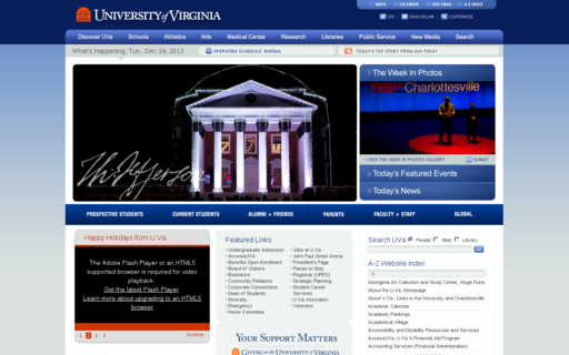 Access virginia.edu using Hola Unblocker web proxy